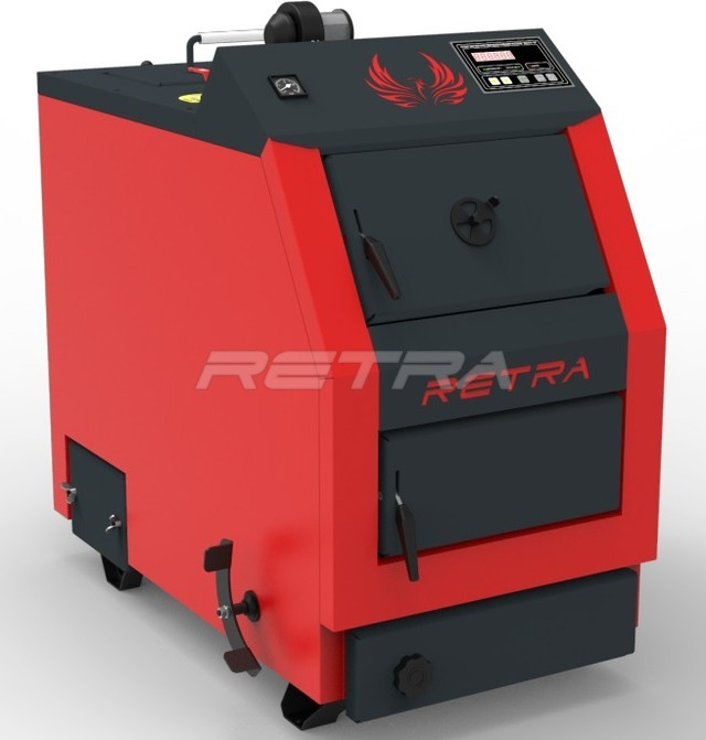 Твердопаливний котел Ретра-3М 25 кВт