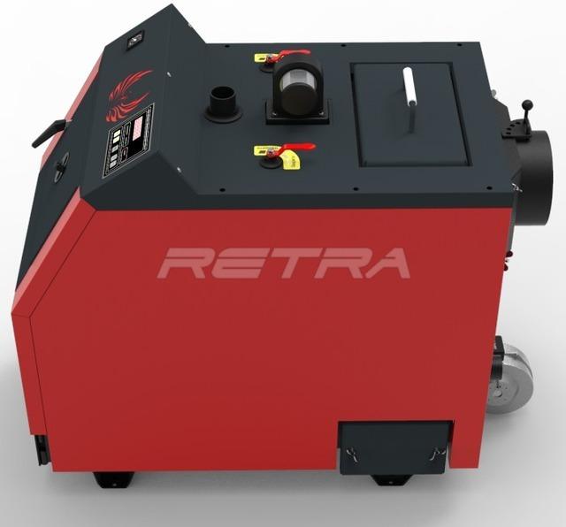 Твердопаливний котел Ретра-3М 25 кВт. Фото 5
