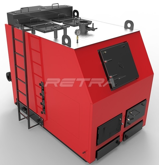 Твердопаливний котел Ретра-3М 550 кВт. Фото 3