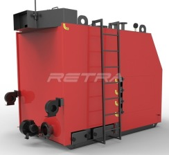 Твердопаливний котел Ретра-3М 600 кВт. Фото 2