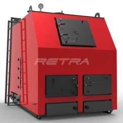 Твердопаливний котел Ретра-3М 700 кВт