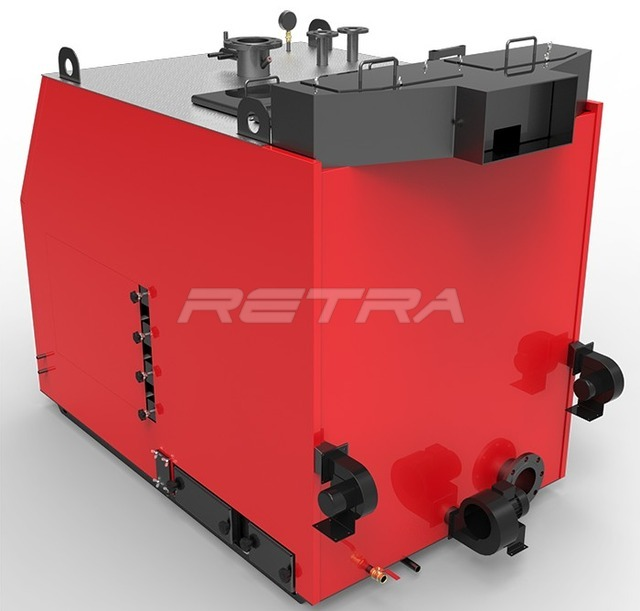 Твердопаливний котел Ретра-3М 800 кВт. Фото 4