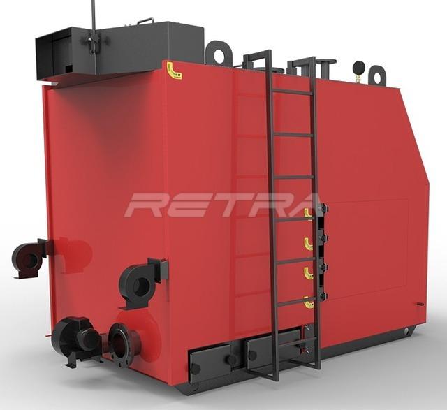 Твердопаливний котел Ретра-3М 1000 кВт. Фото 2