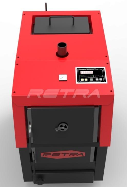Твердопаливний котел Ретра-Light 18 кВт. Фото 3