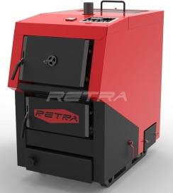 Твердотопливный котел Ретра-Light 25 кВт