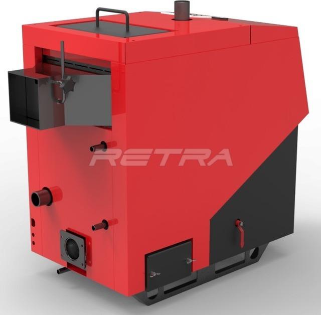 Твердопаливний котел Ретра-Light 40 кВт. Фото 4