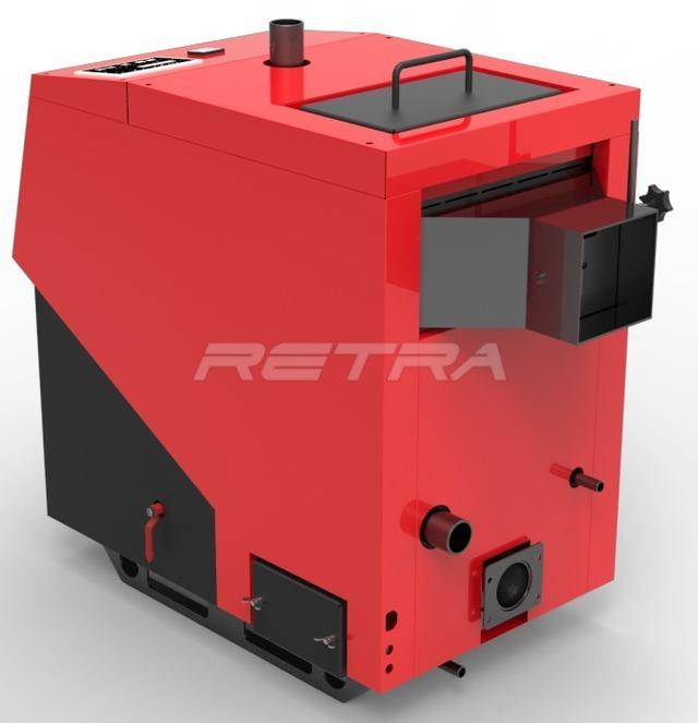 Твердопаливний котел Ретра-Light 40 кВт. Фото 5