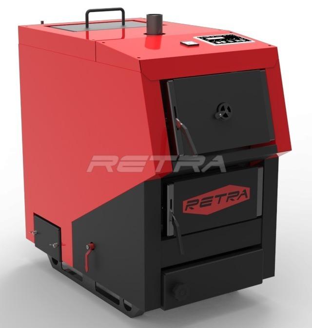 Твердопаливний котел Ретра-Light 50 кВт. Фото 3