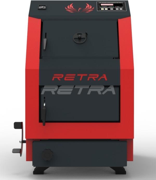 Твердопаливний котел Ретра-3М 40 кВт. Фото 2