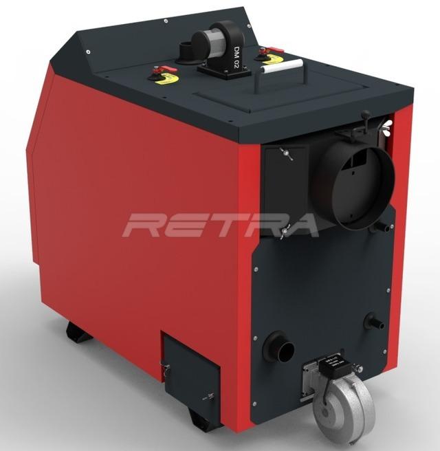 Твердопаливний котел Ретра-3М 40 кВт. Фото 6