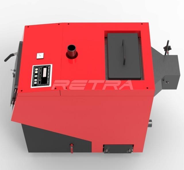 Твердопаливний котел Ретра-Light 65 кВт. Фото 7
