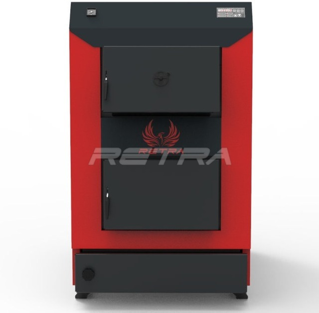 Твердопаливний котел Ретра-Light 98 кВт. Фото 2