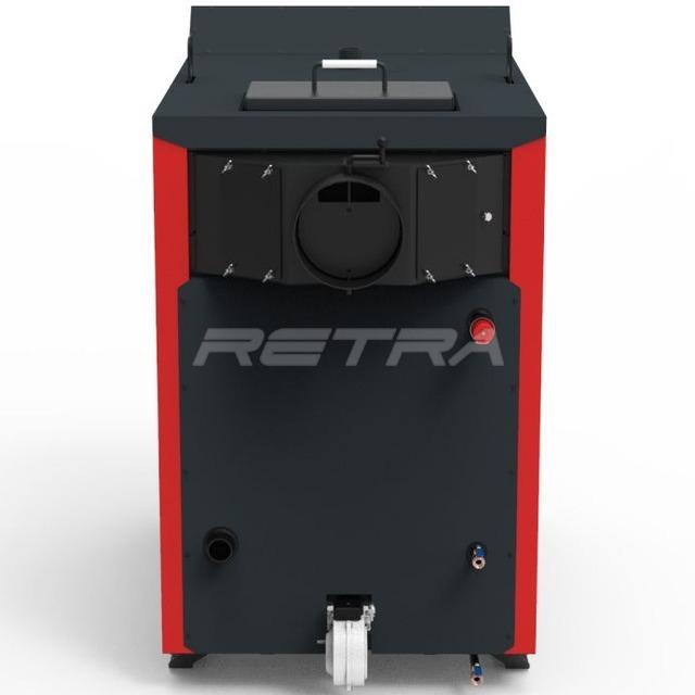 Твердопаливний котел Ретра-Light 98 кВт. Фото 6
