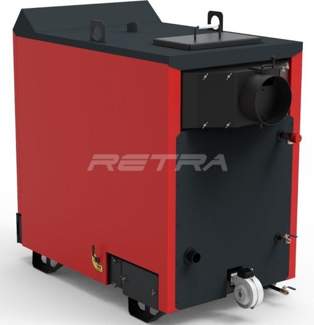 Твердопаливний котел Ретра-Light 98 кВт. Фото 7