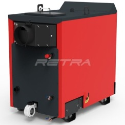 Твердопаливний котел Ретра-Light 98 кВт. Фото 5