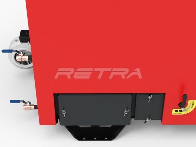 Твердопаливний котел Ретра-Light 150 кВт. Фото 9