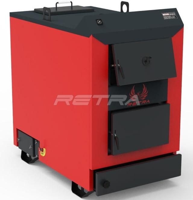 Твердопаливний котел Ретра-Light 200 кВт. Фото 3
