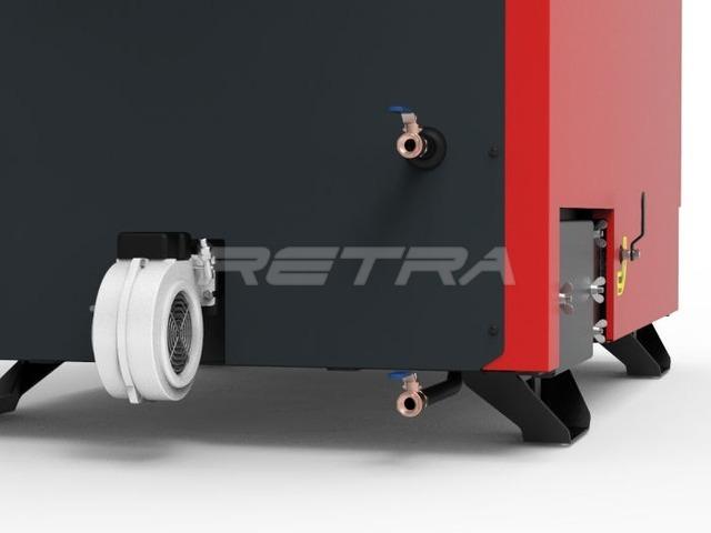 Твердопаливний котел Ретра-Light 200 кВт. Фото 8