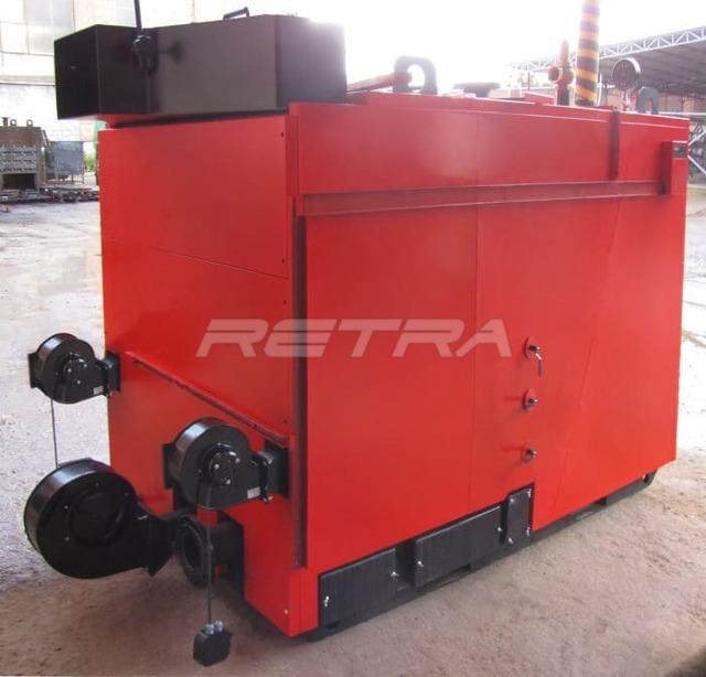 Твердопаливний котел Ретра-Light 400 кВт. Фото 5