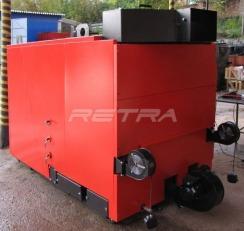 Твердопаливний котел Ретра-Light 400 кВт. Фото 6