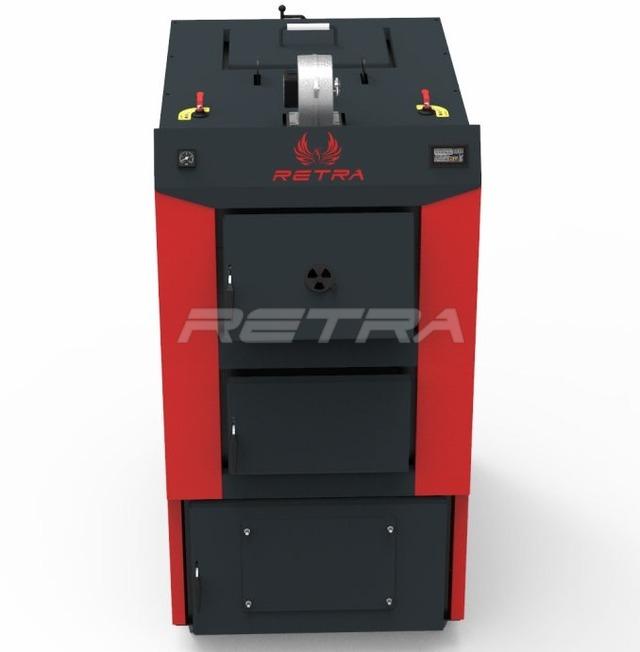 Твердопаливний котел Ретра-4М Combi 25 кВт. Фото 10
