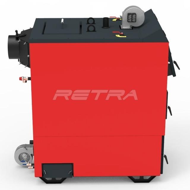 Твердопаливний котел Ретра-4М Combi 25 кВт. Фото 4