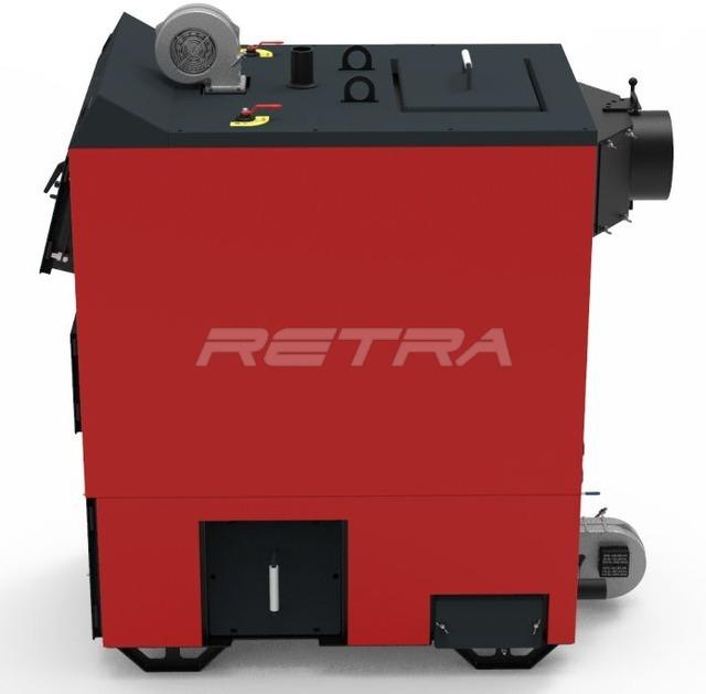 Твердопаливний котел Ретра-4М Combi 25 кВт. Фото 8