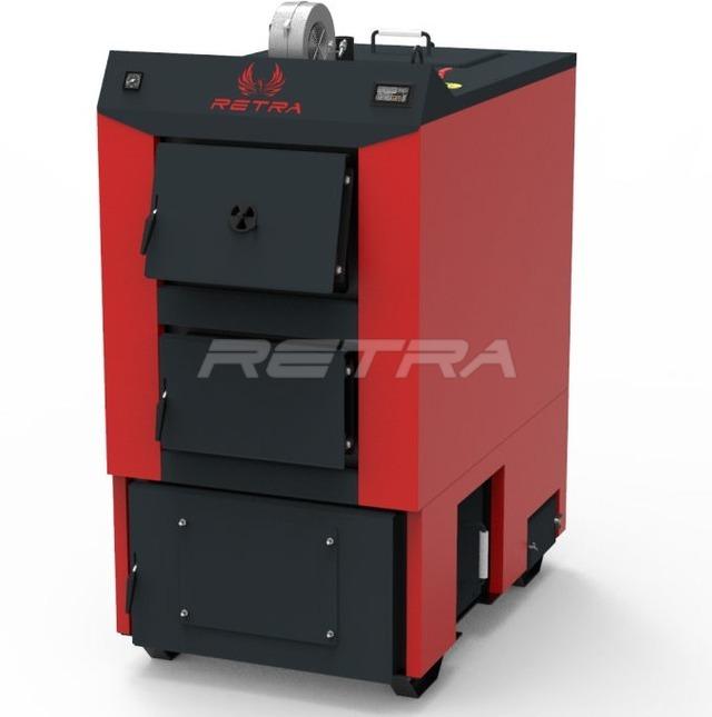 Твердопаливний котел Ретра-4М Combi 32 кВт. Фото 3