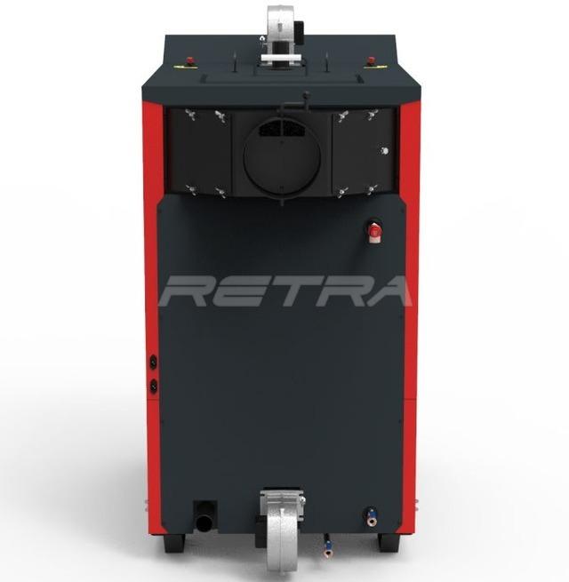 Твердопаливний котел Ретра-4М Combi 32 кВт. Фото 6