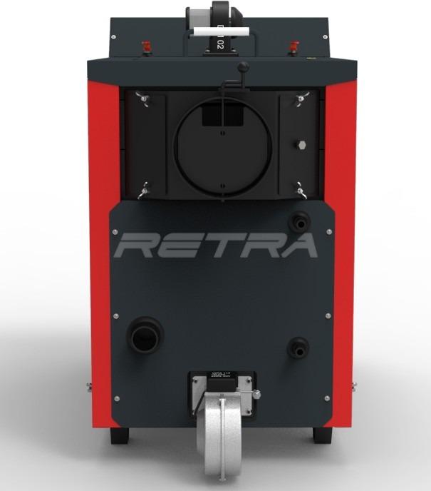Твердопаливний котел Ретра-3М 65 кВт. Фото 6