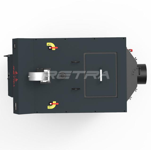 Твердопаливний котел Ретра-4М Combi 80 кВт. Фото 11