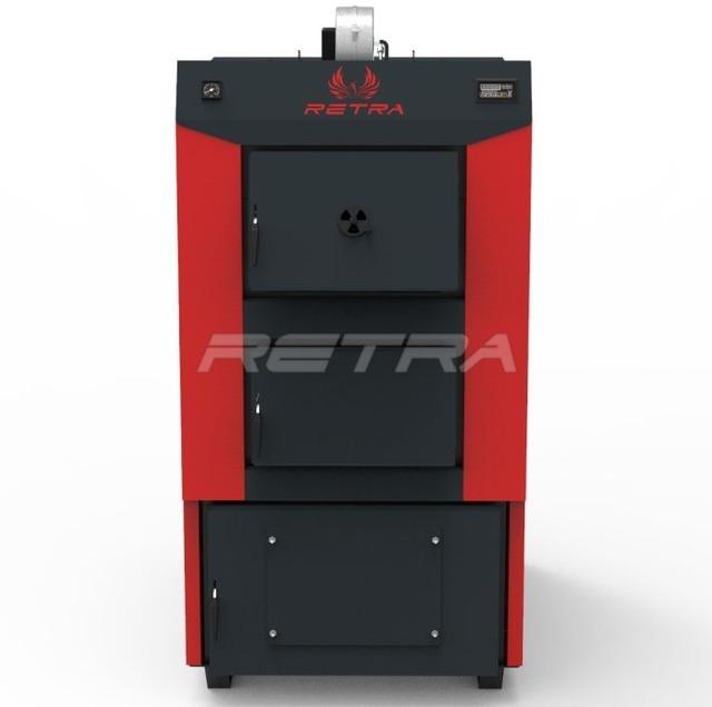 Твердопаливний котел Ретра-4М Combi 80 кВт. Фото 3