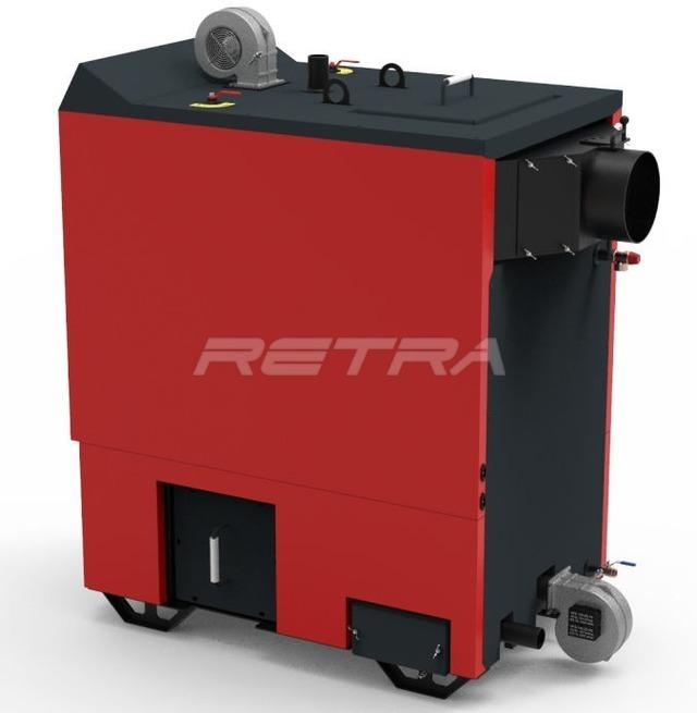 Твердопаливний котел Ретра-4М Combi 80 кВт. Фото 7