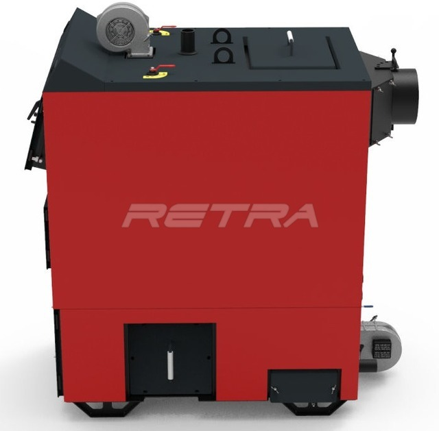 Твердопаливний котел Ретра-4М Combi 80 кВт. Фото 8