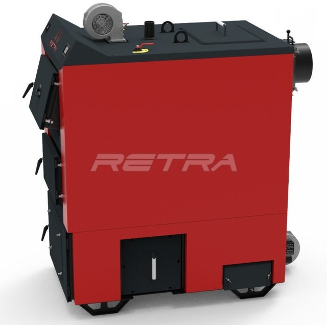 Твердопаливний котел Ретра-4М Combi 80 кВт. Фото 9