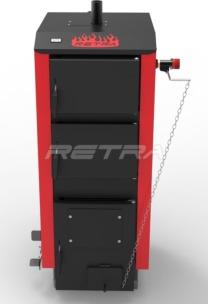 Твердопаливний котел Ретра-5М 10 кВт. Фото 2