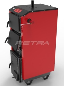 Твердопаливний котел Ретра-5М 10 кВт. Фото 5