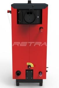 Твердопаливний котел Ретра-5М 10 кВт. Фото 8