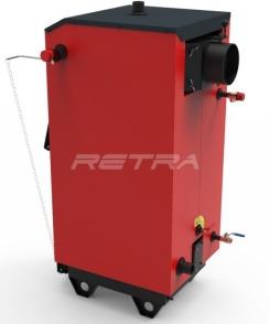 Твердопаливний котел Ретра-5М 10 кВт. Фото 9