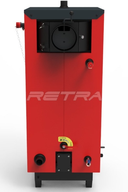 Твердопаливний котел Ретра-5М 15 кВт. Фото 8