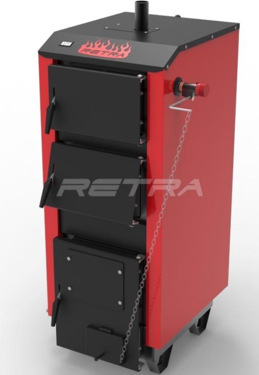 Твердопаливний котел Ретра-5М 20 кВт. Фото 3