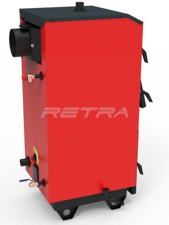 Твердопаливний котел Ретра-5М 20 кВт. Фото 8