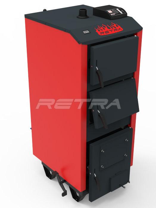 Твердопаливний котел Ретра-5М Plus 10 кВт