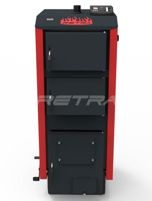 Твердопаливний котел Ретра-5М Plus 10 кВт. Фото 2