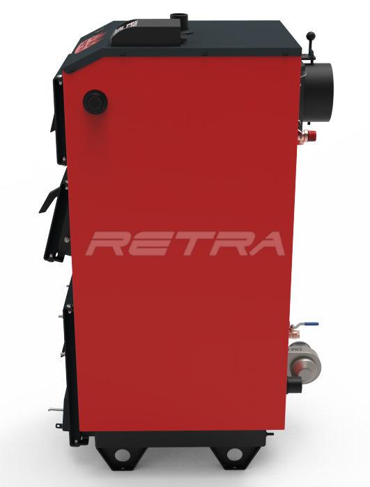 Твердопаливний котел Ретра-5М Plus 10 кВт. Фото 4