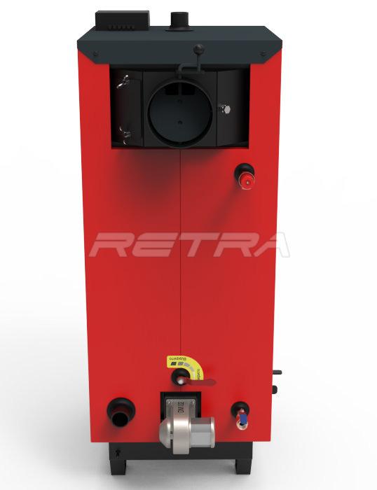 Твердопаливний котел Ретра-5М Plus 10 кВт. Фото 6