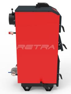 Твердопаливний котел Ретра-5М Plus 10 кВт. Фото 7