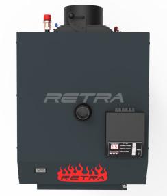 Твердопаливний котел Ретра-5М Plus 15 кВт. Фото 9