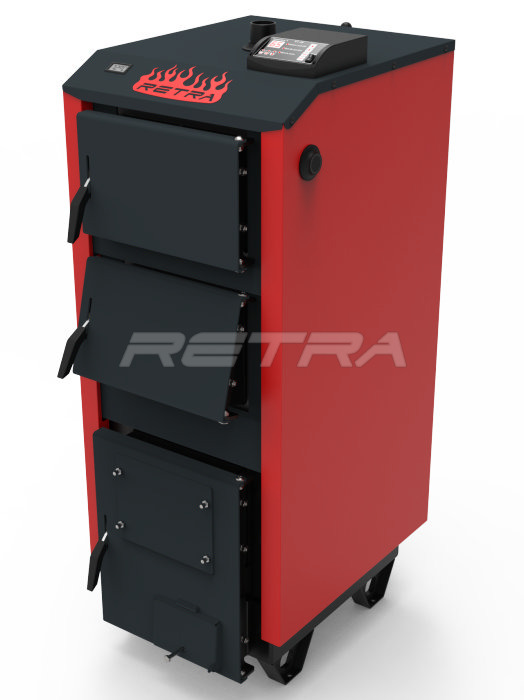 Твердопаливний котел Ретра-5М Plus 25 кВт. Фото 3