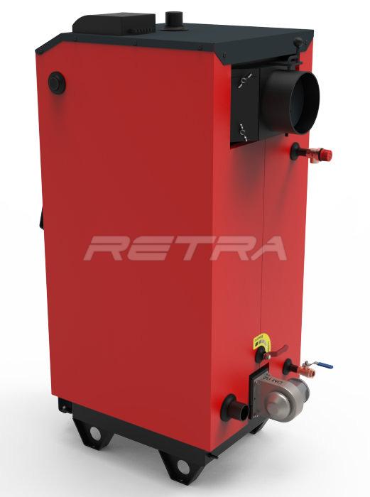 Твердопаливний котел Ретра-5М Plus 25 кВт. Фото 5
